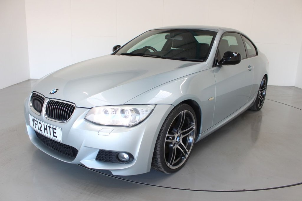 USED 2012 12 BMW 3 SERIES 2.0 320D SPORT PLUS EDITION 2d AUTO-2 OWNER CAR-UPGRADE 19