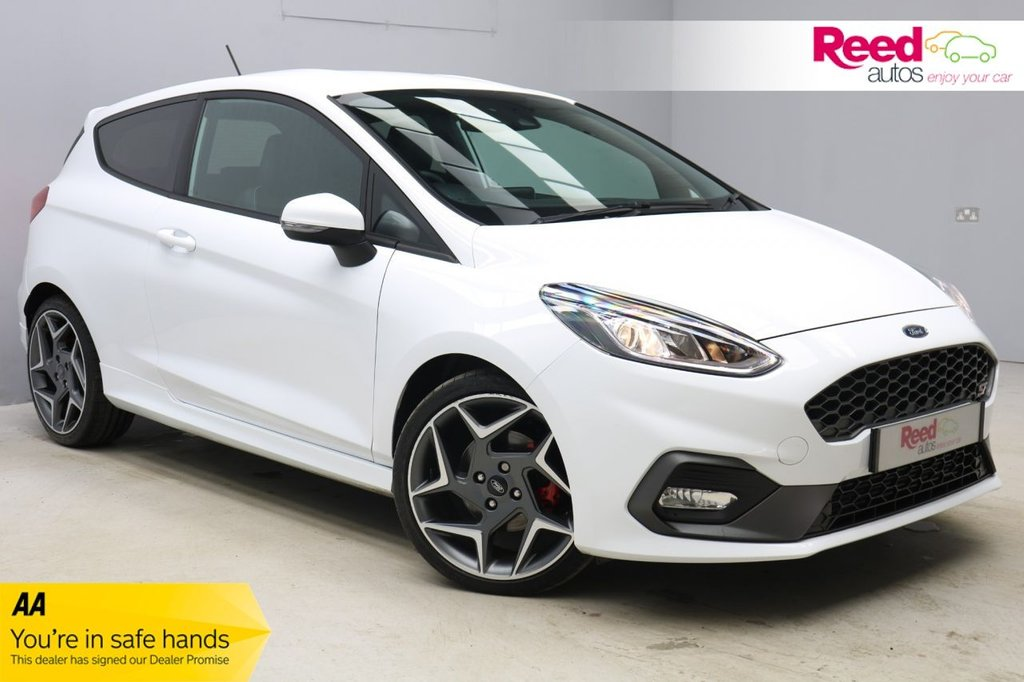 USED 2019 19 FORD FIESTA 1.5 ST-3 3d 198 BHP