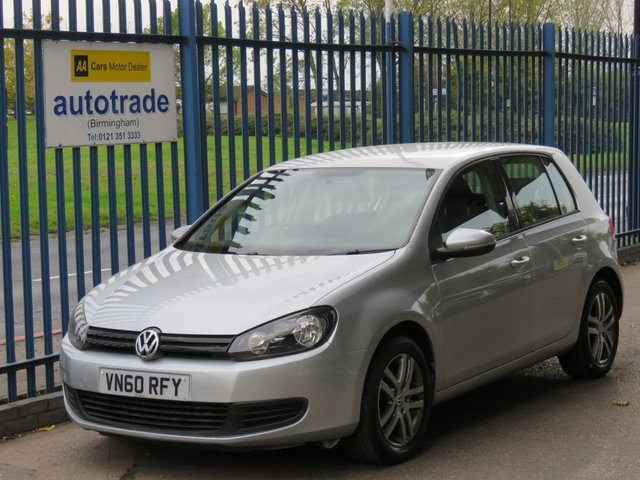 USED 2010 60 VOLKSWAGEN GOLF 1.4 TWIST 5d 79 BHP 1 Owner, Great Service History, Air Con, Remote Central Locking, Electric Front Windows, Electric Mirrors