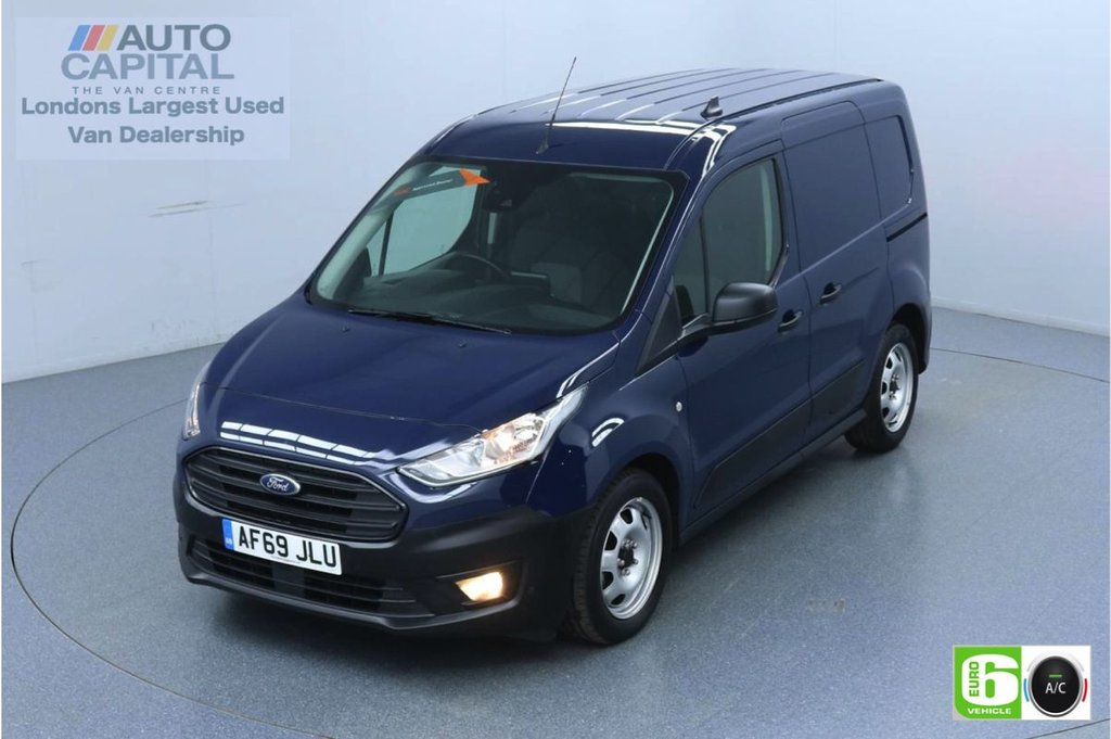 USED 2019 69 FORD TRANSIT CONNECT 1.0 200 EcoBoost 100 BHP L1 SWB Euro 6 Low Emission Petrol Sat Nav | Reverse Camera | F-R Sensors | Auto start/ stop