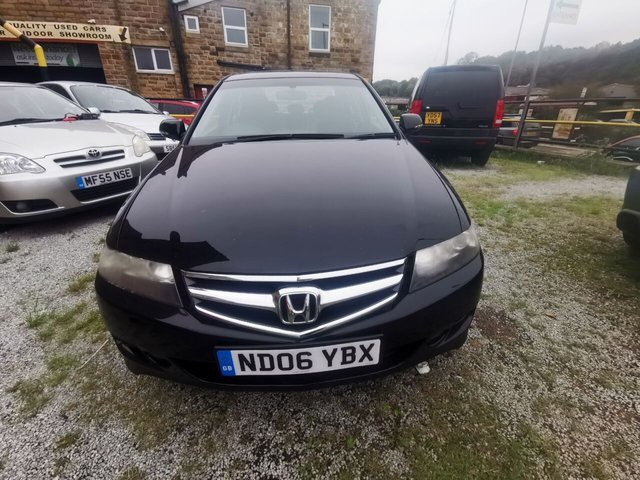 HONDA ACCORD at Millside Motor Group Ltd