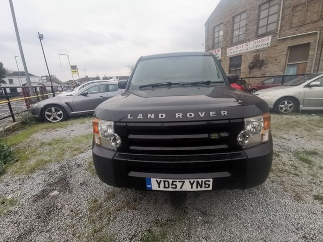 LAND ROVER DISCOVERY at Millside Motor Group Ltd