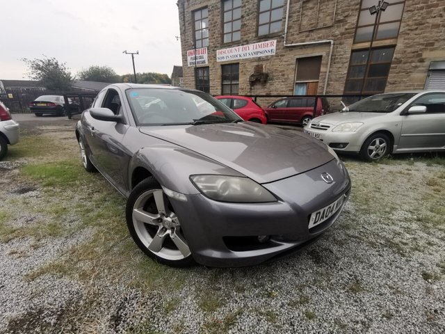 View our MAZDA RX8