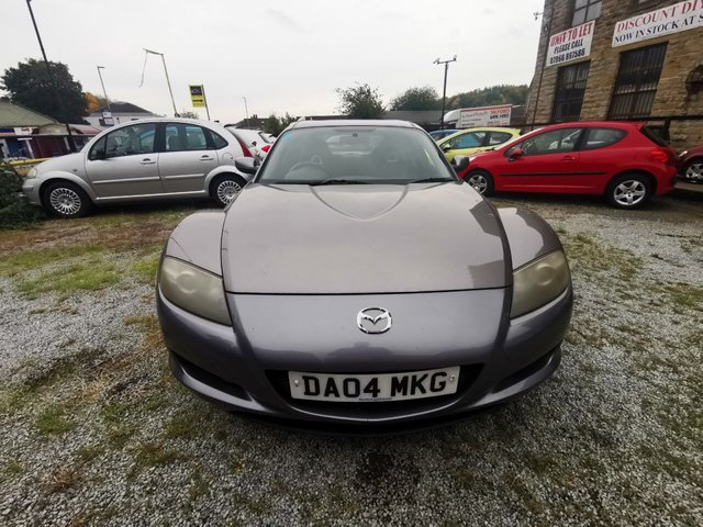 MAZDA RX8 at Millside Motor Group Ltd