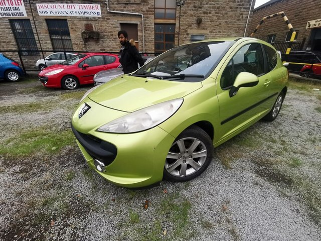 PEUGEOT 207 at Millside Motor Group Ltd
