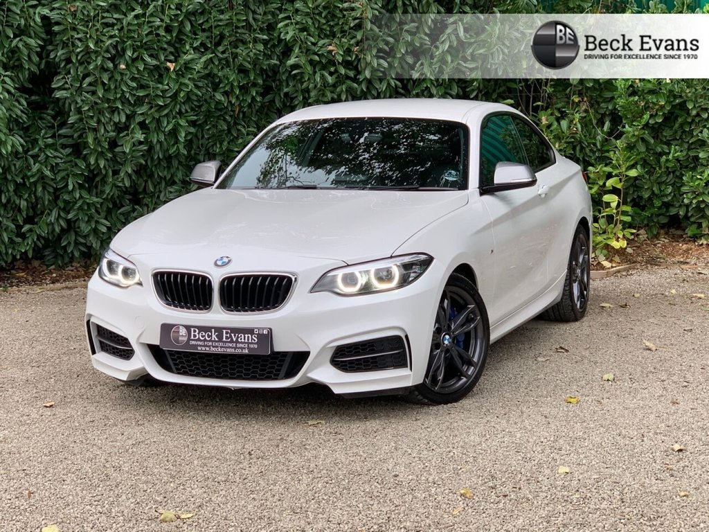 USED 2018 68 BMW 2 SERIES 3.0 M240I 2d 335 BHP