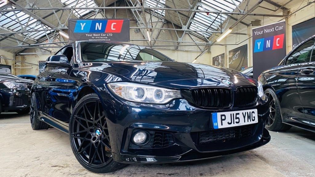 USED 2015 15 BMW 4 SERIES 3.0 435d M Sport Gran Coupe xDrive 5dr PERFORMANCEKIT+20S+XDRIVE!