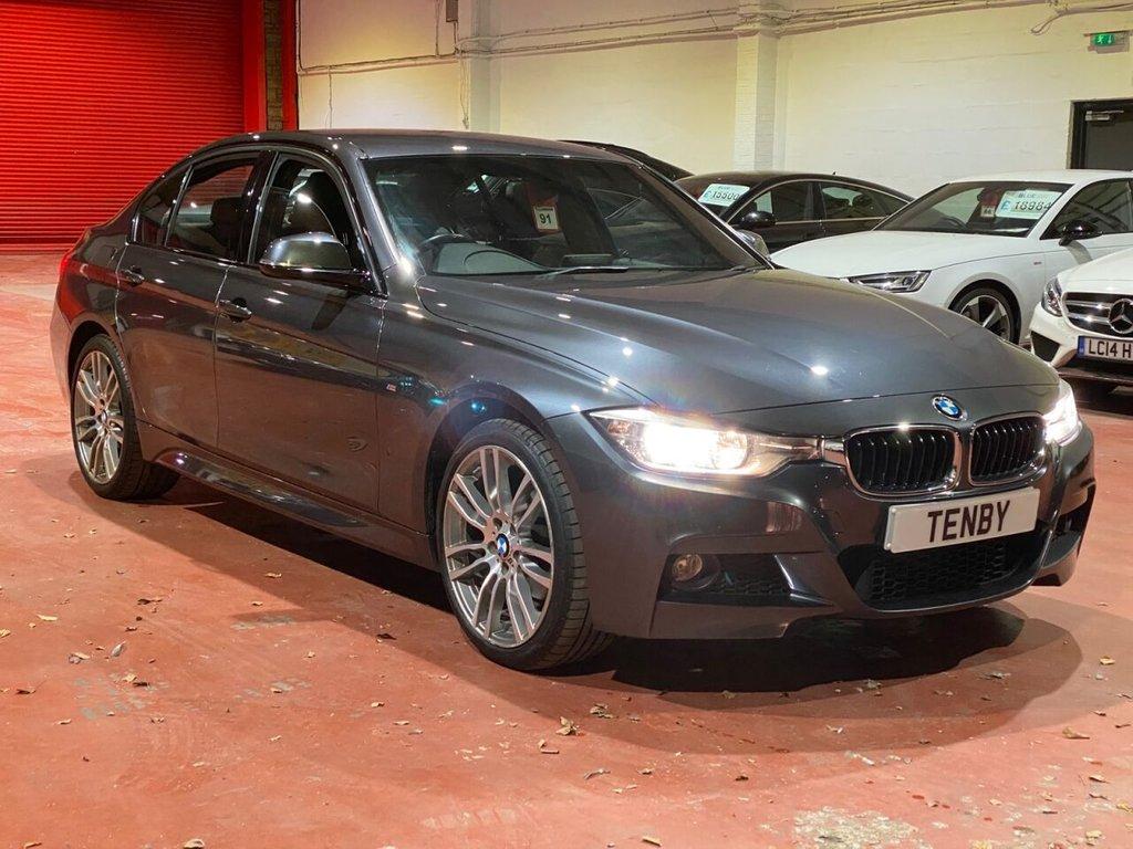 USED 2014 64 BMW 3 SERIES 2.0 320D XDRIVE M SPORT 4d AUTO 181 BHP
