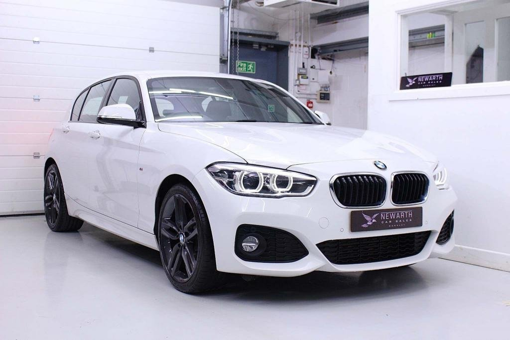 USED 2016 66 BMW 1 SERIES 2.0 125d M Sport Auto (s/s) 5dr ULTRA LOW MILAGE |  HIGH SPEC
