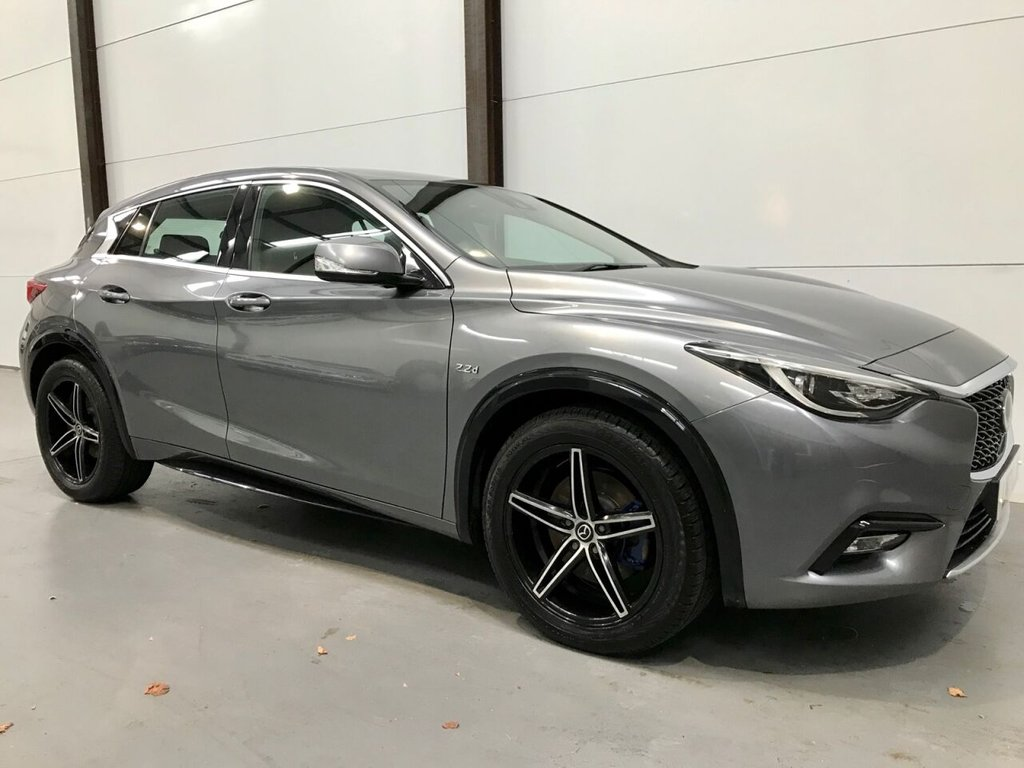 USED 2017 05 INFINITI Q30 2.1 BUSINESS EXECUTIVE D 5d 168 BHP HUGE SPECIFICATION, VALUE!!