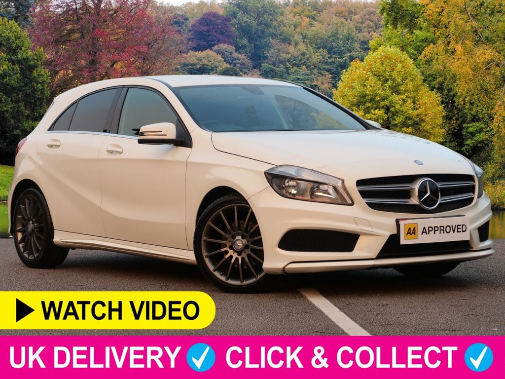 USED 2013 13 MERCEDES-BENZ A-CLASS A200 CDI AMG Sport 1.8 5dr 18