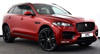 "USED 2017 67 JAGUAR F-PACE 2.0d R-Sport AWD (s/s) 5dr £5k Extra's, Black Pack, 22""s"