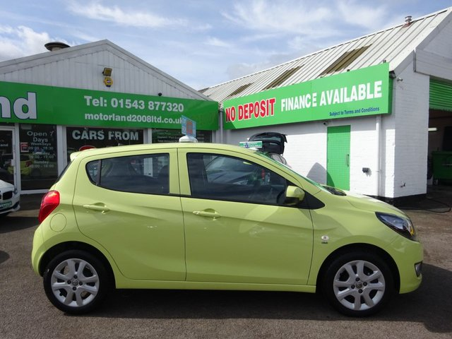 USED 2016 66 VAUXHALL VIVA 1.0 SE 5d 74 BHP **CLICK AND COLLECT ON YOUR NEXT CAR**