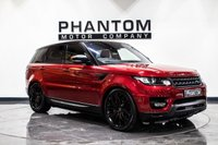 USED 2015 65 LAND ROVER RANGE ROVER SPORT 3.0 SDV6 HSE DYNAMIC 5d 306 BHP