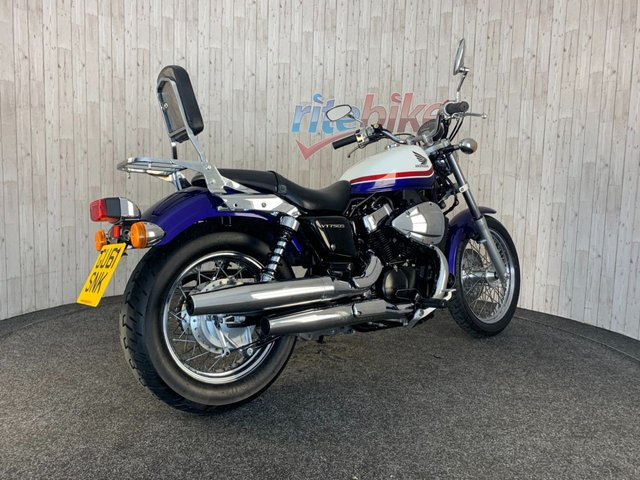 HONDA VT750 at Rite Bike