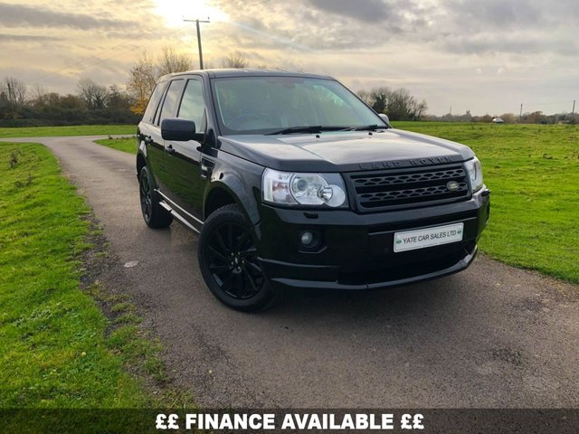 2011 11 LAND ROVER FREELANDER 2 2.2 SD4 SPORT LE 5d 190 BHP (FREE 2 YEAR WARRANTY)