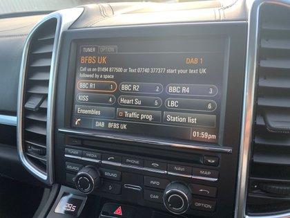 USED 2014 64 PORSCHE CAYENNE 4.1 D V8 S TIPTRONIC S 5d 385 BHP