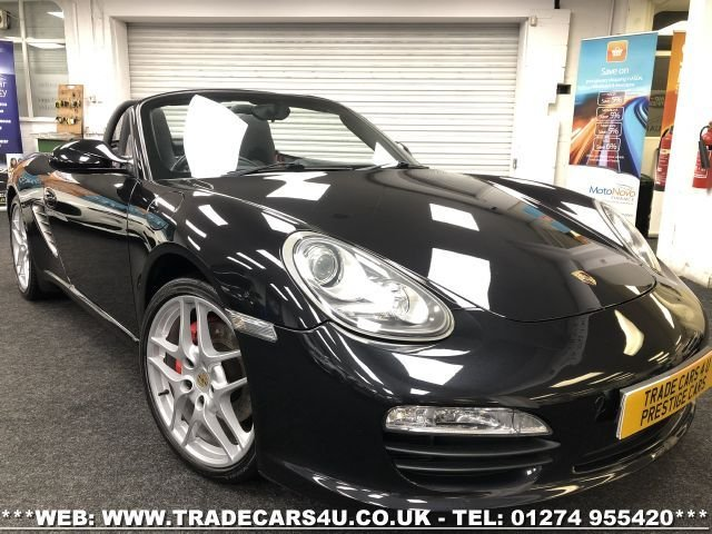 USED 2010 59 PORSCHE BOXSTER 3.4 24V S PDK 2d 310 BHP FREE UK DELIVERY*VIDEO AVAILABLE* FINANCE ARRANGED* PART EX*HPI CLEAR