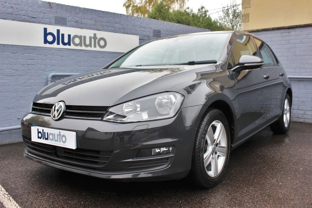 USED 2016 16 VOLKSWAGEN GOLF 1.4 MATCH EDITION TSI DSG BMT 5d 124 BHP 1 Owner, Full Service History, Parking Sensors, Navigation, Adaptive Cruise Control, Heated Seats Bluetooth, Park Assist.