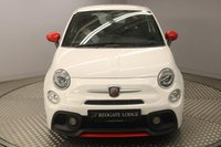USED 2017 17 ABARTH 500 1.4 595 3d 144 BHP SAT/NAV, DAB, BLUETOOTH, 5 SERVICES....