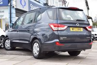 USED 2017 17 SSANGYONG RODIUS TURISMO 2.2 SE 5d 176 BHP FINANCE FROM £249 PER MONTH £0 DEPOSIT
