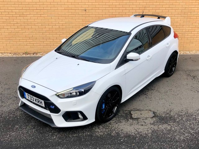 2017 T FORD FOCUS RS EcoBoost // 2.3T // AWD // 400BHP // 5d // Px Swap