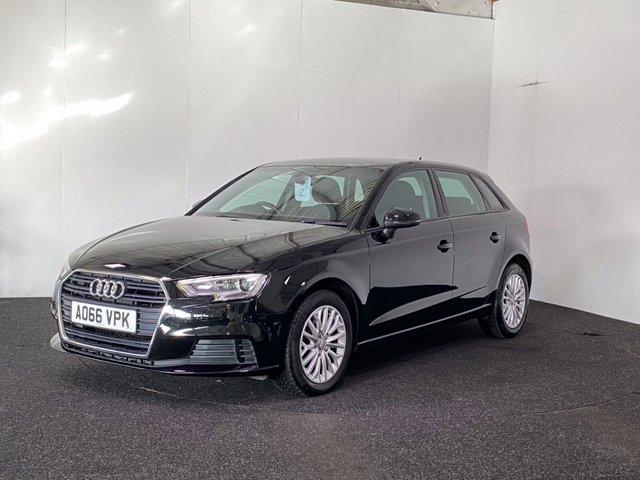 USED 2016 66 AUDI A3 1.6 TDI SE TECHNIK 5d 109 BHP DELIVERY + CLICK & COLLECT NOW AVAILABLE ON THIS VEHICLE