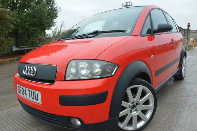 View our AUDI A2