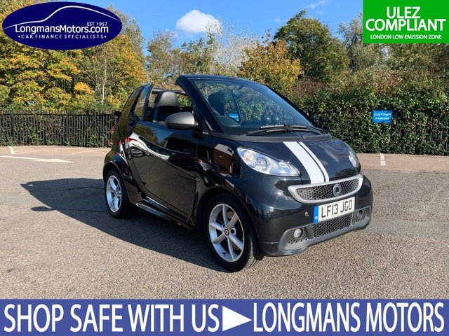 View our SMART FORTWO CABRIO