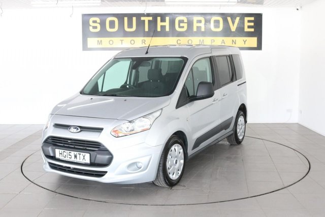 USED 2015 15 FORD TOURNEO CONNECT 1.6 ZETEC TDCI 5d 94 BHP