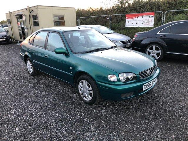 2000 X TOYOTA COROLLA 1.6 GS VVT-I 5d 109 BHP