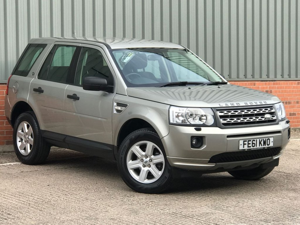 USED 2011 61 LAND ROVER FREELANDER 2.2 TD4 GS 5d 150 BHP EXCELLENT CONDITION AND FANTASTIC VALUE 4X4