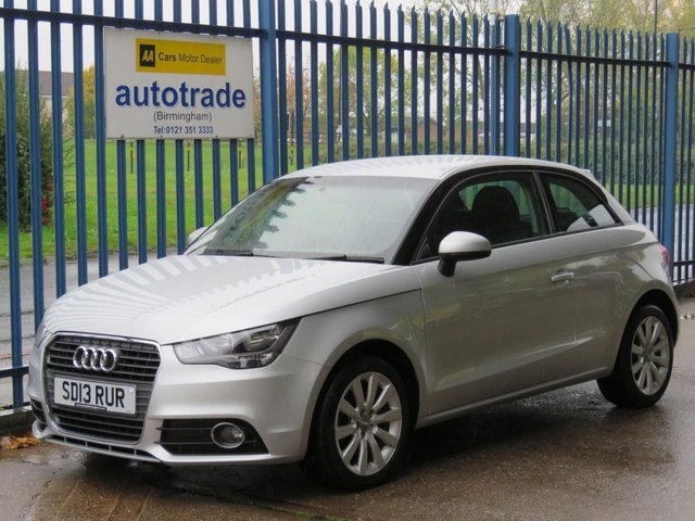 USED 2013 13 AUDI A1 1.4 TFSI SPORT 3dr 122 1/2 Leather Bluetooth Alloys Voice control Finance arranged Part exchange available Open 7 days ULEX Compliant
