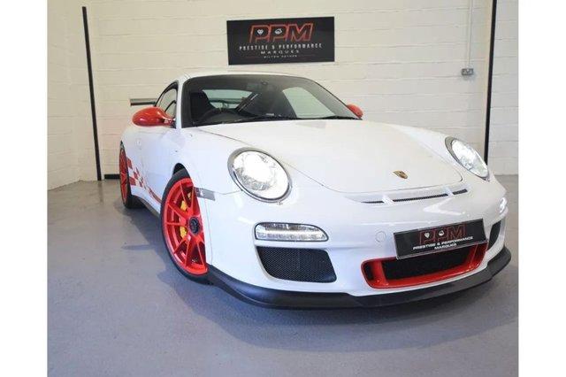 2010 10 PORSCHE 911 997.2 3.8 GT3-RS
