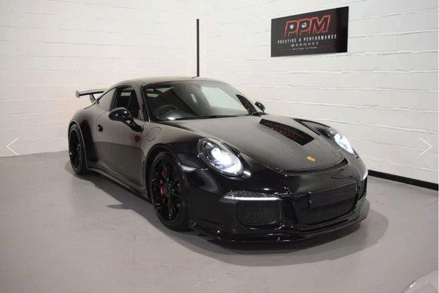 2014 PORSCHE 911 991.1 GT3