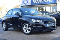 USED 2017 17 AUDI A1 1.0 TFSI SE 3d 93 BHP FINANCE FROM £239 PER MONTH £0 DEPOSIT