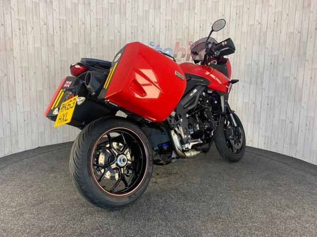 TRIUMPH TIGER 1050 at Rite Bike