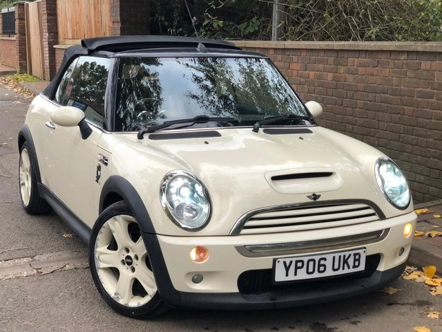 View our MINI CONVERTIBLE