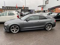 USED 2015 65 AUDI A5 2.0 TDI QUATTRO BLACK EDITION PLUS 3d AUTO 187 BHP