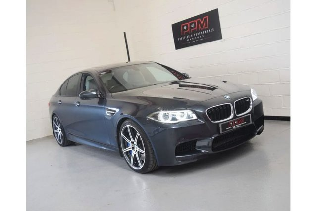 2014 64 BMW M5 F10 Competition