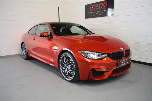 2017 67 BMW M4 Competition