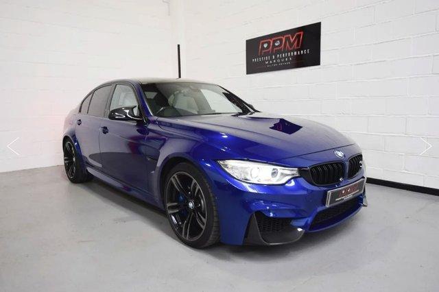 2016 16 BMW M3 3.0 M3
