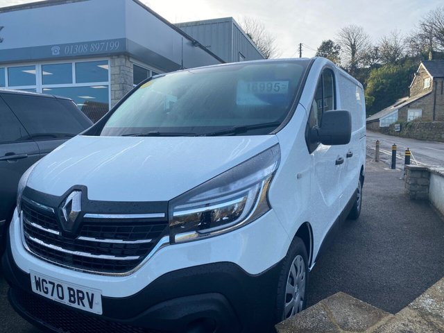 2020 70 RENAULT TRAFIC Trafic SL28 Energy DCi 120 Business +