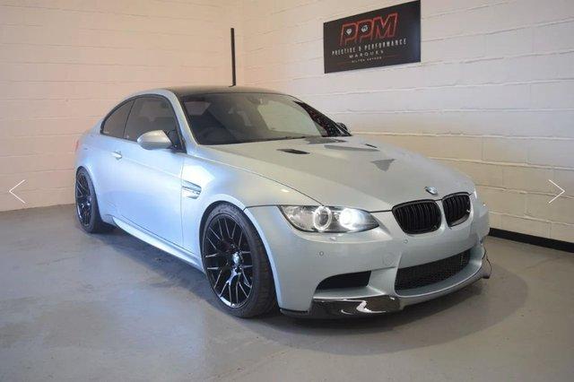 2009 M BMW M3 4.0 M3 E92 ESS Supercharged