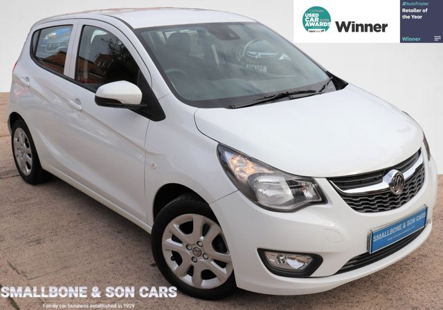 USED 2015 15 VAUXHALL VIVA 1.0 SE 5d 74 BHP * BUY ONLINE * FREE NATIONWIDE DELIVERY *