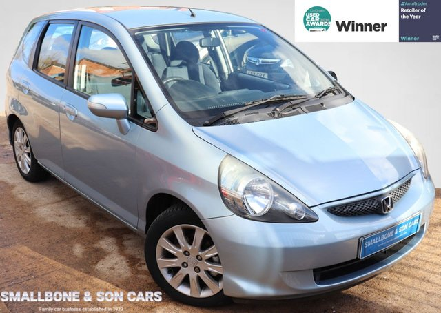 USED 2006 56 HONDA JAZZ 1.3 DSI SE 5d 82 BHP * BUY ONLINE * FREE NATIONWIDE DELIVERY *