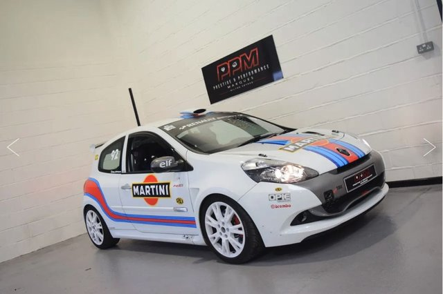 2010 RENAULT CLIO 2.0 16V RenaultSport 200 Cup