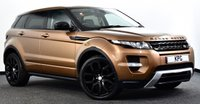 USED 2014 14 LAND ROVER RANGE ROVER EVOQUE 2.2 SD4 Dynamic AWD 5dr £5k Extras, F/LR/S/H, Pan Roof