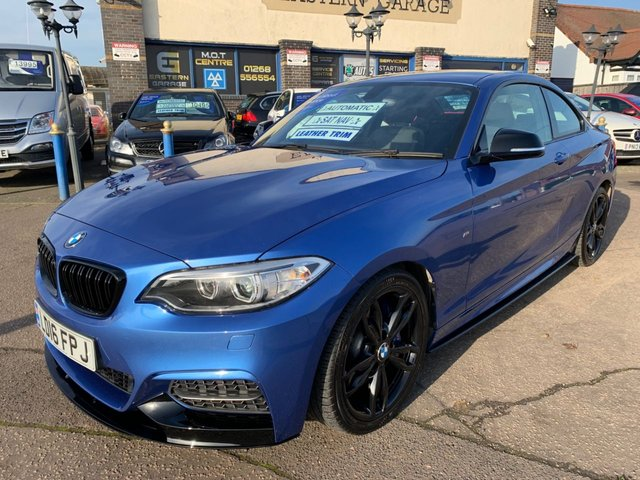 USED 2016 16 BMW 2 SERIES 3.0 M235I 2d 322 BHP