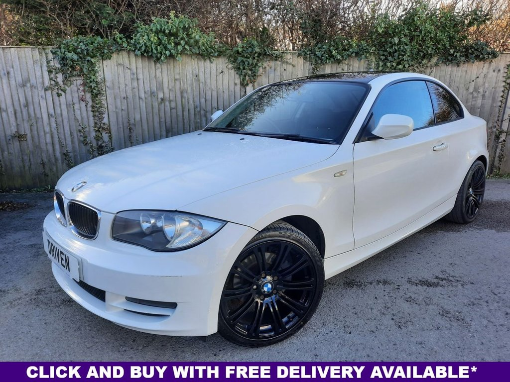 USED 2011 11 BMW 1 SERIES 2.0 118D SPORT 2d 141 BHP